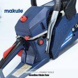 A corrente da gasolina da gasolina da maquinaria do jardim de Makute 52cc viu