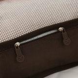 ナイロン旅行洗面用品の装飾的な構成は荷物のオルガナイザー袋に着せる