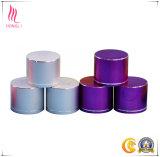 De hete Schroefdop van het Parfum van het Aluminium van Blikken Kleurrijke Kosmetische
