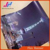 Bandera material de la flexión de Rolls Frontlit de la impresión del PVC