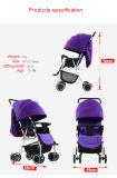 Stahlrahmen-preiswerter und sicherer Babystroller-/babypram-/baby-Buggy
