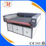 Taglierina del laser del CO2 con la mensola d'alimentazione automatica per il panno (JM-1812T-AT)