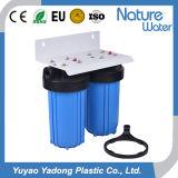 '' двойной большой корпус фильтра голубой воды 10