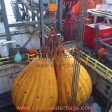 De water Gevulde Zakken van het Gewicht van de Ballast en van de Test