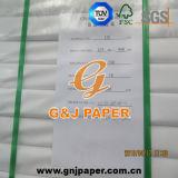 Papier d'art enduit du lustre grand C2s de qualité pour la production de calendrier