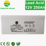 12V Rechargeable Valve Regulated Lead Acid Battery voor 250ah