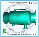 Rückseitiger waschender Schmutz-Einleitung-Filter (ZPG-L/I)