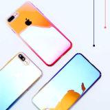 Neue Form-galvanisierensteigung-Farben-Handy-kreativer für das iPhone 7/iPhone 7 Plus (XSPC-004)