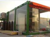 nuevo departamento de la casa del envase del diseño de los 20FT