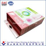 Rectángulo plegable de encargo que empaqueta, los mejores productos del rectángulo de papel, rectángulo de papel del papel de imprenta de los productos de China del regalo