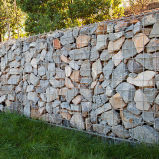 Fábrica Gabion barato soldado do ISO 9001 de China para a venda