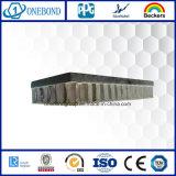 벽 클래딩을%s 돌 알루미늄 벌집 대리석 위원회