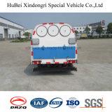 Jinbei Euro4는 유형 트럭에 의하여 거치된 도로 광범위하는 기계를 진공 청소기로 청소했다