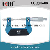 높은 Qualiity 25-50mmx0.01mm 기어 마이크로미터