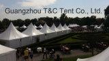 Tenda del baldacchino del blocco per grafici OEM/ODM del metallo del tetto del PVC di alta qualità, cerimonia nuziale della tenda della tenda foranea esterna
