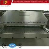 Fornitore della macchina di congelamento della frutta dei congelatori del congelatore IQF del tunnel di congelamento dell'azoto liquido del Ce