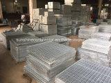 Reja galvanizada alta calidad al por mayor del acero
