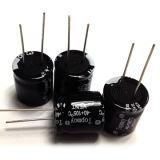 размер Tmce02-3 электролитического конденсатора 25V 105c алюминиевый миниатюрный