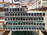 6000series Aluminium Curtain Wall Profiles met TUV Certificate