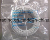 7*19 5.0mm гальванизировало стальной провод Rope