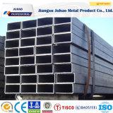 Commercio all'ingrosso 201 tubo rettangolare quadrato rotondo dell'acciaio inossidabile 304 316