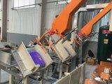 Vollautomatischer elektropneumatisches Ventil-Beutel-Sack-füllende Einsacken-Maschine