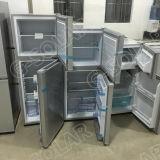 réfrigérateur solaire/congélateur de C.C de la grande capacité 218L pour l'usage à la maison