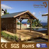 Con piscina WPC terrazas con Anti Slip Tratamiento superficial.