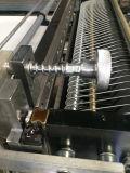 Línea la bolsa de plástico de la velocidad cuatro del bolso de la camiseta que hace precio de la máquina