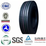 el acoplado de la marca de fábrica de 295/75r22.5 Joyall cansa los neumáticos de los neumáticos TBR del carro
