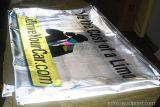 Bandiere riflettenti del vinile del PVC della flessione del favo superiore per prominente