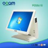Recentste POS van het Restaurant Systeem, POS alle-in-Één Computer (POS8618)