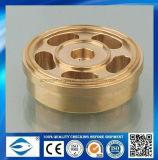 Компонент CNC точности и часть CNC подвергая механической обработке