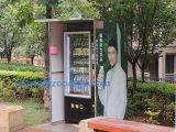 Mini máquina automática de venta de aperitivos / bebidas con sistema fresco