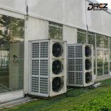 Unidade de condicionamento de ar industrial da resistência de corrosão 30HP/24ton para a barraca ao ar livre provisória do evento