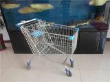Einkaufen-Laufkatze mit 125 Litern