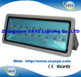 Luz do túnel do diodo emissor de luz da luz de inundação 500W do diodo emissor de luz da ESPIGA 500W do preço do competidor de Yaye 18 com garantia dos anos Ce/RoHS/3