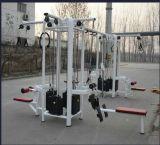 Multi-Jungle de matériel de forme physique/matériel de gymnastique/huit stations