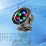 6W luz subterránea LED IP68 Piscina Luz subacuática