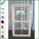 Único indicador pendurado gama alta do PVC com a grade de vidro dobro para dentro