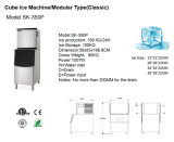 Heet verkoop de Nieuwe Modulaire Machine van het Voedsel van de Machine van het Ijs van de Kubus