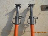 Apoyo ajustable de acero utilitario del andamio