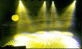 무지개 효력을%s 가진 190W LED 겉옷 반점 이동하는 맨 위 빛