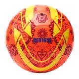 El bulto personaliza la talla colorida 5 4 3 balones de fútbol