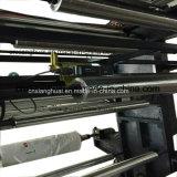 Mehrfarbenpapierplastikfilm nicht gesponnene Fabic flexographische Drucken-Maschine
