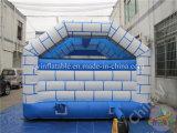 Kommerzielles haltbares aufblasbares Schlag-Haus/springendes federnd Schloss