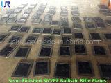 Plat de vente chaud/tôles de blindage à l'épreuve des balles ballistiques incurvées au prix usine