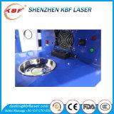 máquina de soldadura do laser da jóia da soldadura de ponto 60With100With200W