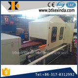 Cadena de producción revestida de fabricación del azulejo de azotea del metal de la piedra de acero del color de Kxd