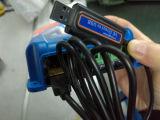 # 가로등 시스템을%s 세륨 RoHS 12V 24V 파란 MPPT 태양 관제사 10A 15A
